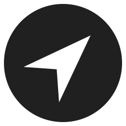 Gps Arrow Icon Svg Png Orion Icon Library