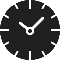 Hour Icon Svg Png Orion Icon Library