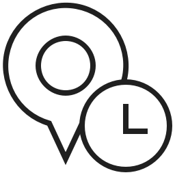 Meeting Map Marker Icon Svg Png Orion Icon Library