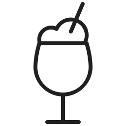 Milkshake Icon Svg Png Orion Icon Library