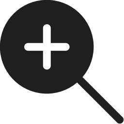 Zoom In Icon Svg Png Orion Icon Library